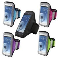 Wholesale Neoprene Running Sports Armband Case for Samsung Galaxy Nexus Cell Phone from china suppliers
