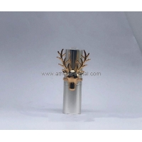 Buy cheap Novelty Lipstick case with Ring Decoration custom lipstick shell lipstick shell supplier from wholesalers
