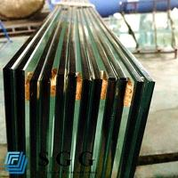 Buy cheap Clear Laminated Glass Price 6.38mm 8.38mm 10.38mm 12.38mm from wholesalers