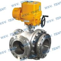 Buy cheap 3 Way Titanium ball valve from wholesalers