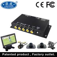 Buy cheap Car DVR Kit 	Vehicle Security Camera System With 3G Real Time GPS Tracking from wholesalers