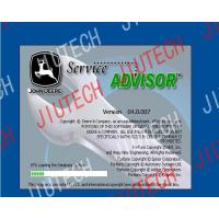 Buy cheap Service Advisor 4.2 CF John Deere scanner Construction and Forestry from wholesalers
