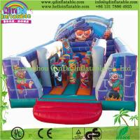China Inflatable Bouncers Commercial Inflatable Bouncy Castles