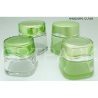 Buy cheap 120 / 30ml Cosmetic Glass Containers for Eye Cream from wholesalers