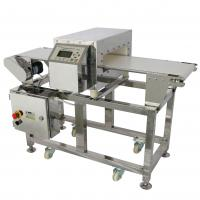 Buy cheap Economical Industrial Metal Detector With Automatic Conveyor Belt For Food Production product