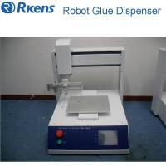 Buy cheap High efficiency UV glue dispenser machine Robot, Glue dispensing machine from wholesalers