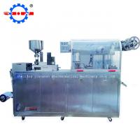 Buy cheap High Speed Pvc Blister Packaging Equipment , Blister Packing Machine Al Plastic from wholesalers
