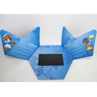 Buy cheap promotional handmade Flip Book Video , company intruction lcd video mailer from wholesalers