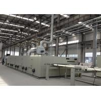 Buy cheap Tension Free Textile Stenter Finishing Machine Gas Heated / Full Inverter Controlled from wholesalers