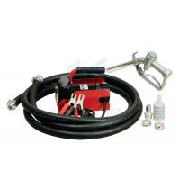 Buy cheap Fuelworks 10304010A 12V 10GPM Fuel Transfer Pump Kit with 13' Hose and Manual Nozzle from wholesalers