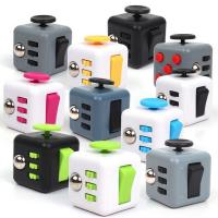 Buy cheap 2017 Trending 3D magic stress release fidget cube adult toys Anxiety Reliever Promotion Gifts from wholesalers