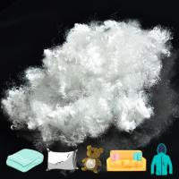 Buy cheap Hollow Conjugated Siliconized PSF Polyester Staple Fiber A Grade With High Tenacity from wholesalers