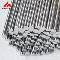 Wholesale Cold Drawn 10mm Titanium Rod , Gr5 Gr9 Gr12 Titanium Hex Rod Length 3000mm from china suppliers