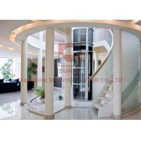 Buy cheap Small Mini Home Elevator Lift Stair Lift Elevator For Apartment / Private House from wholesalers