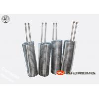 Buy cheap High Efficiency Refrigerator Evaporator Titanium Tubes In Coils,Cooling Coil product