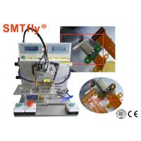 Buy cheap Heat Welding FPC Connector Hot Bar Soldering Machine 1 ~ 99.9s Hot Pressing Time from wholesalers