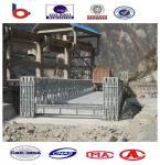Buy cheap CB200 Bailey Bridge Single Lane QSR, Steel Bridge, Truss Bridge, Prefabricated Bridge from wholesalers