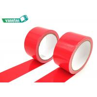 Buy cheap Heat Resistant Cloth Duct Tape / 3m Cloth Adhesive Tape Natural Rubber from wholesalers