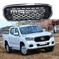 Buy cheap Abs Plastic Chrome Plated Edge Front Grill Mesh For Ldv Maxus T60 2005-2009 from wholesalers