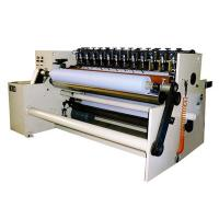 Buy cheap 1.6m width Multifunctional high speed Industrial slitting and rewinding machine from wholesalers