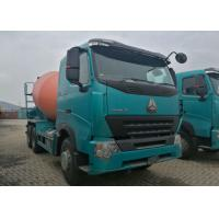 Buy cheap Large Capacity Concrete Mixer Truck For Construction Site SINOTRUK HOWO A7 from wholesalers