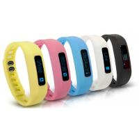 Buy cheap Bluetooth Watch Fitness Tracker 3D Bluetooth Bracelet Activity Tracker Pedometer from wholesalers