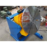 Buy cheap 300KG Rotary Welding Positioner with France Schneider Inverter for Metal Fabrication from wholesalers