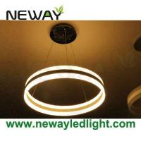 Buy cheap High-Efficiency Modern Circle LED Direct-Indirect Light Pendant Lamp from wholesalers
