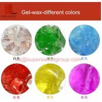Buy cheap Different color gel wax for making gel wax candles from wholesalers