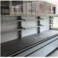 Buy cheap Stainless Steel Chemical Laboratory Furniture Easily Assembled Custom Size from wholesalers