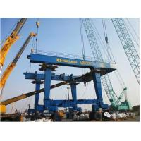 Buy cheap 100 ton gantry crane to lift boat from wholesalers