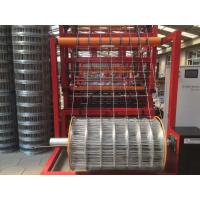Buy cheap Professional Automatic Deer Fence Machine / Hinge Joint Knot Weaving Machine from wholesalers