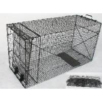Buy cheap Hunting Equipment Folding Large Cage Trap from wholesalers