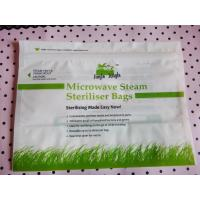 Buy cheap Microwaveable Heat Seal Transparent Rotort Pouch Bag / Food Packing Pouch from wholesalers