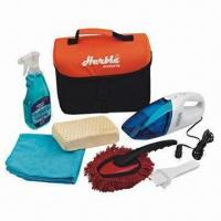 Buy cheap war care kit with glass cleaner, vacuum cleaner ITEM NO. CW1007 from wholesalers