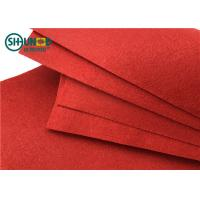 Buy cheap Wide usage colorful PES needle punch felt fabric for decoration/ Embroidery/ Carpet/ car interior seats/art craft from wholesalers