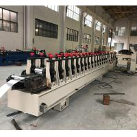 Buy cheap Heavy Duty Warehouse Rack Roll Forming Machine Galvanized Steel Roll Forming Equipment from wholesalers