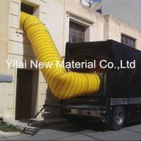 Buy cheap pvc flexible ventilation duct reducer, 4 inch to 40inch flexible vent duct from wholesalers
