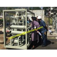 Buy cheap ZYD New online automatic vacuum transformer oil filtration unit, insulation Oil Processing Equipment from wholesalers