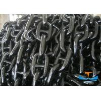 Buy cheap Marine Mooring Equipment Ship Stud / Studless Link Chain Anchor Chain from wholesalers