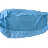 Buy cheap Spunbond Non Woven Disposable Surgical Drapes Blue Bed Covers Customized Size from wholesalers