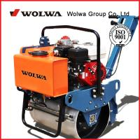 Buy cheap hand operating single drum road roller from wholesalers