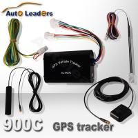 Buy cheap GPS/GPRS/GSM Car Tracker With Web-Based Tracking Software from wholesalers