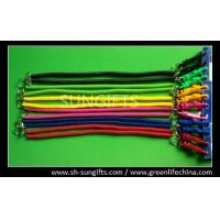 Buy cheap Colorful trigger snap coils, coil key ring holder with trigger snap from wholesalers