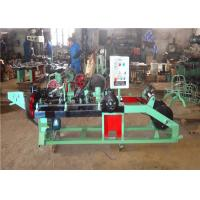 Buy cheap Automatic Barbed Wire Making Machine , Iron Wire Making Machine 3 Inch - 6 Inch Twist from wholesalers