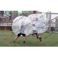 Buy cheap Big Fun Body Sport Games Inflatable Football Bumper Ball from wholesalers