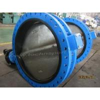 Buy cheap ′U′ Type Flanged Butterfly Valve from wholesalers