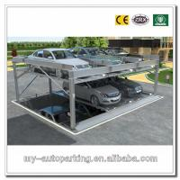 Buy cheap -1+2 (3 Floors) Pit Design Puzzle Parking System Smart Card Parking Equipment from wholesalers