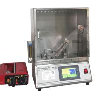 Buy cheap CRF 16-1610 Toys 45 Degree Automatic Flammability Test Apparatus / Equipment from wholesalers