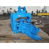 Buy cheap Popular Design Excavator Used Hydraulic Vibrating Hammer For Pilling Drilling Project from wholesalers